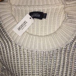 Kate Spade ♠️ sweater NWT
